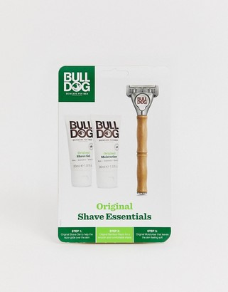 Bulldog skincare shave essentials kit
