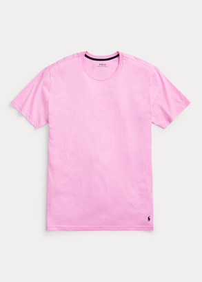 Ralph Lauren Cotton Jersey Sleep Shirt