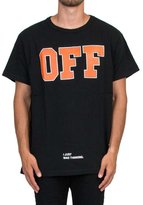 "Off-White Authentic OFF"" Tshirt"