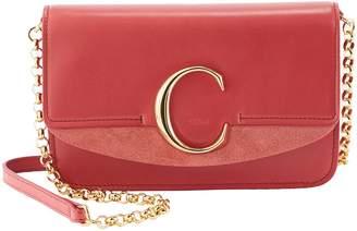 Chloé C mini shoulder bag
