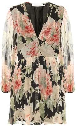 Zimmermann Floral silk jumpsuit