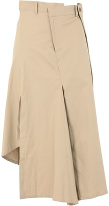 FRONT ROW SHOP 3/4 length skirts