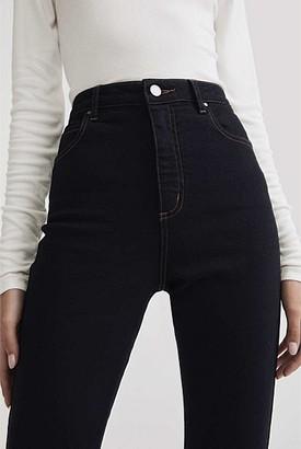Witchery Contrast Stitch Jean