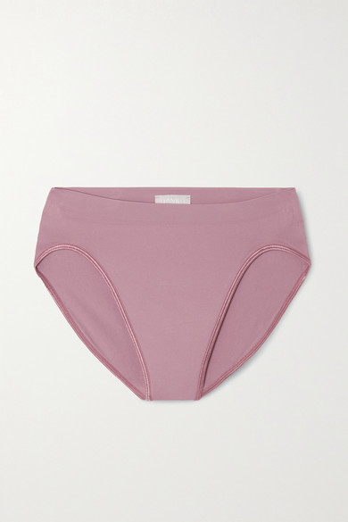 Thumbnail for your product : Hanro Touch Feeling Stretch-jersey Briefs - Pink