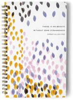 Minted Beauty Flutter Day Planner, Notebook, or Address Book