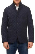 Robert Graham Men's Bugatchi Codussi Quilted Jacket