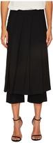 Neil Barrett Fine Tricotine Skirt Pants Women's Casual Pants