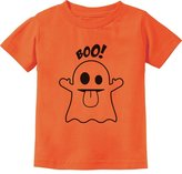 TeeStars Baby Boo Ghost Costume Cute Easy Halloween Toddler/Infant Kids T-Shirt