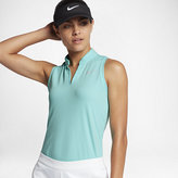 Nike AeroReact Women's Sleeveless Golf Polo