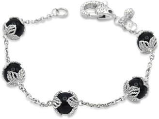 Tiffany Kay Studio Sterling Silver Gemstone Bead Bracelet