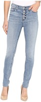 Hudson Ciara High-Rise Exposed Buttons in Shotgun Women's Jeans