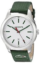 Lacoste Men's 2010777 Auckland Analog Display Japanese Quartz Green Watch