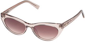 Le Specs Luxe Bunny Hop Cat-Eye Sunglasses