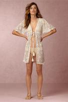 BHLDN Blanca Crochet Tunic