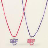 Children's Place B.f.f. heart necklaces