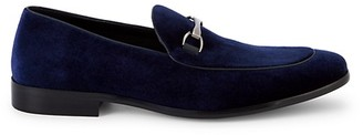 Saks Fifth Avenue Dunham Horsebit Loafers