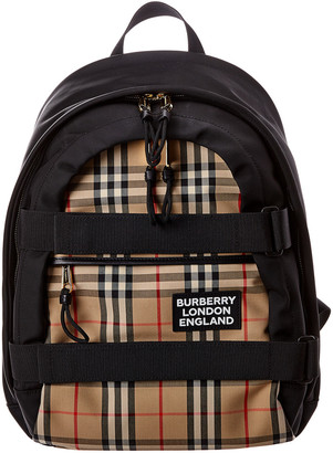 Burberry Medium Nevis Vintage Check Backpack