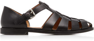 Church's Fisherman Leather Sandals Size: 7.5