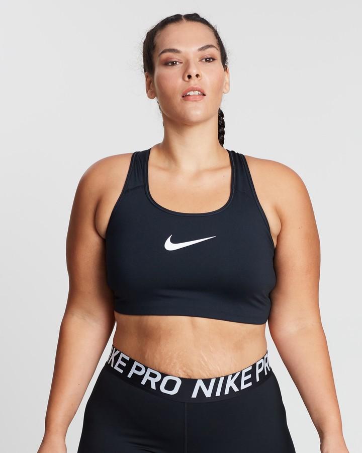 Nike Swoosh Medium Support Sports Bra Plus
