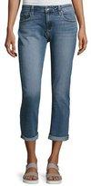 Paige Brigitte Mid-Rise Boyfriend Jeans, Indigo