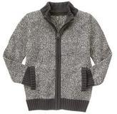 Gymboree Marled Zip Sweater