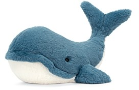 Jellycat Wally Whale - Ages 0+