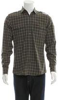 Gucci Button-Up Utility Shirt