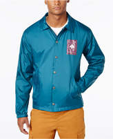 Lrg Men's Life Roots Coach Jacket