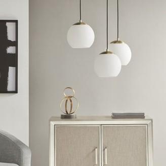 Martha Stewart Leroy 3 - Light Cluster Globe Pendant
