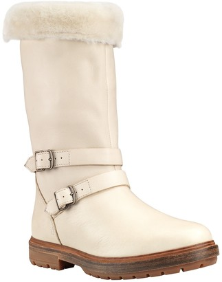 Timberland Riley Flair Genuine Shearling Lined Boot