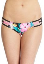 Rip Curl Paradiso Luxe Floral-Print Hipster Bikini Bottoms