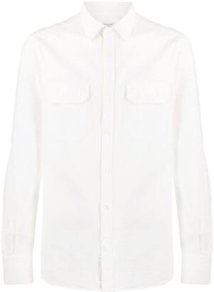 Glanshirt Slim Fit Chambray Shirt