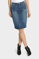 Blank NYC Recovery Days Skirt
