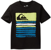 Quiksilver Painted Graphic Tee (Big Boys)