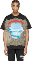 Givenchy Black Waves T-shirt