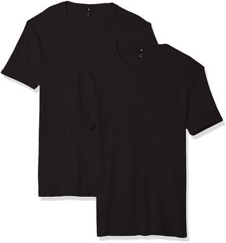 G Star G-Star Men's 2 Pack Slim Crew T-Shirts