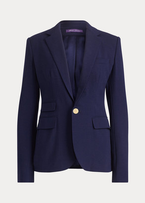 Ralph Lauren Parker Stretch Wool Jacket