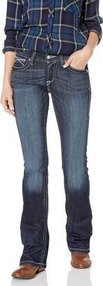 Ariat Women's R.E.A.L. Low Rise Jeans