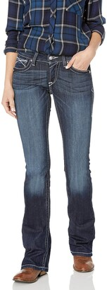 Ariat Women's R.E.A.L. Riding Low Rise Boot Cut Jean