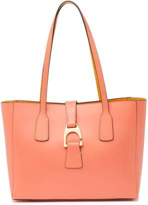 Dooney & Bourke North/South Skylar Leather Tote Bag
