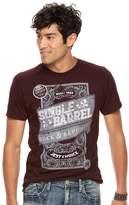 Rock & Republic Men's Single Barrel Tee