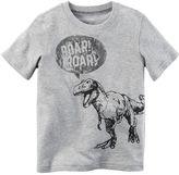 "Carter's Toddler Boy Roar, Roar!"" Graphic Tee"