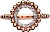 Links of London Effervescence 18ct rose-gold & diamond ring
