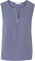 Kain Label Audrey cotton-gauze tank