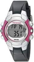 Timex Marathon by Women's T5K646 Digital Mid-Size Resin Strap Watch
