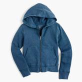 J.Crew Boys' garment-dyed hoodie