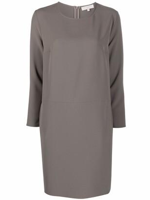 Antonelli Round-Neck Midi Dress