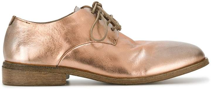 Marsèll metallic derby shoes
