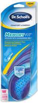 Dr. Scholl's Comfort & Energy Memory Fit Insoles Women