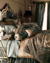 Dian Austin Couture Home Queen Villa di Como Diamond Duvet Cover